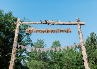 Greystone Preserve Sign