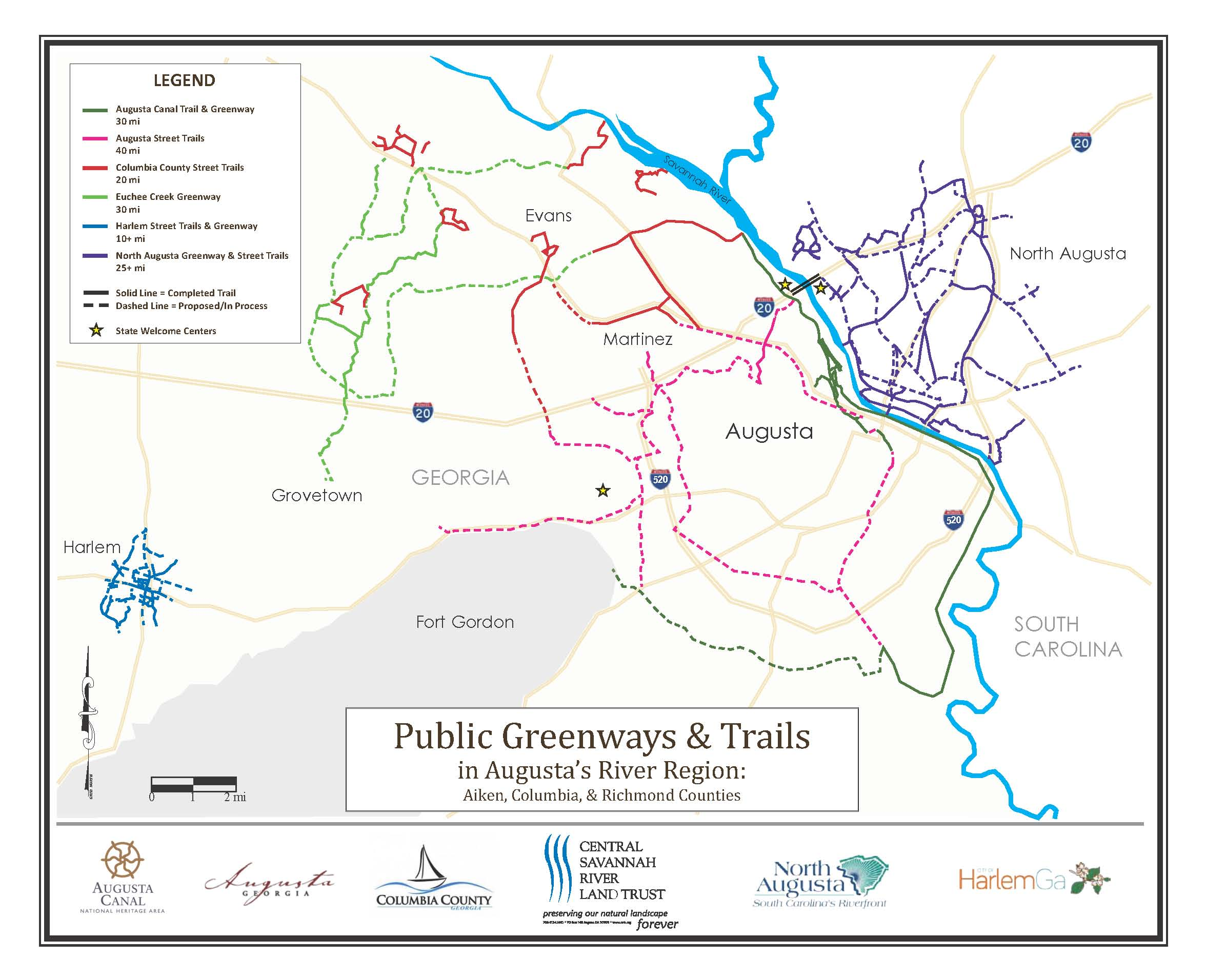Savannah River Greenway | The Central Savannah River Land Trust on columbia river on us map, susquehanna river on a us map, platte river on a us map, james river on a us map, tennessee river on a us map, potomac river on a us map, arkansas river on a us map, missouri river on a us map, savannah river site map, delaware river on a us map, sabine river on a us map, red river on us map, minnesota river on a us map, hudson river on a us map, rappahannock river on a us map, willamette river on a us map, sacramento river on a us map, mississippi river on a us map, cumberland river on a us map, suwannee river on a us map,